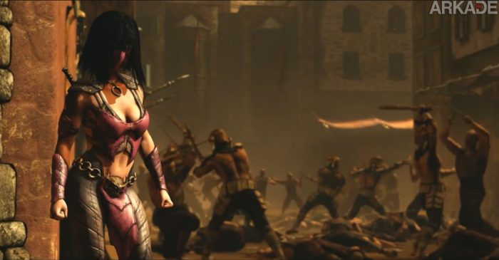 mortal kombat xl mileena moves xbox