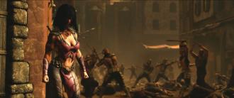 Mortal Kombat X Mileena