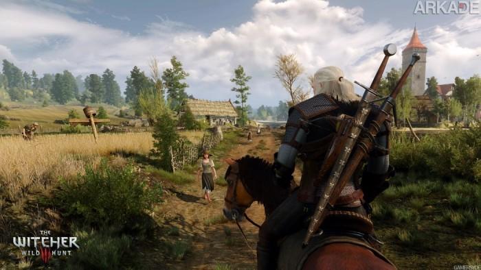 The Witcher 3: novo vídeo mostra 15 minutos de gameplay em gloriosos 1080p a 60fps