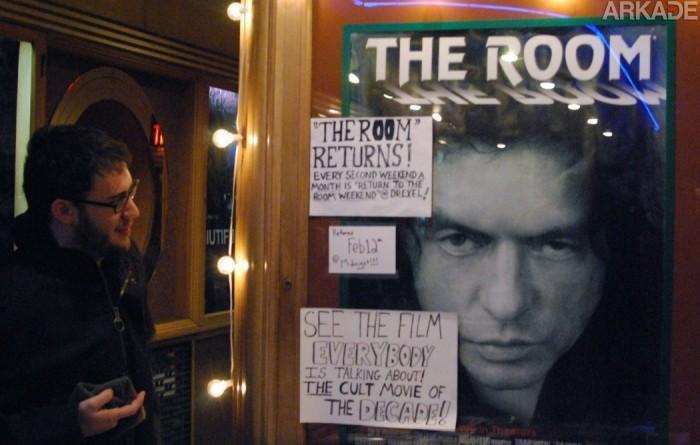Cine Arkade: The Room e como ter sucesso sendo o pior filme de todos os tempos