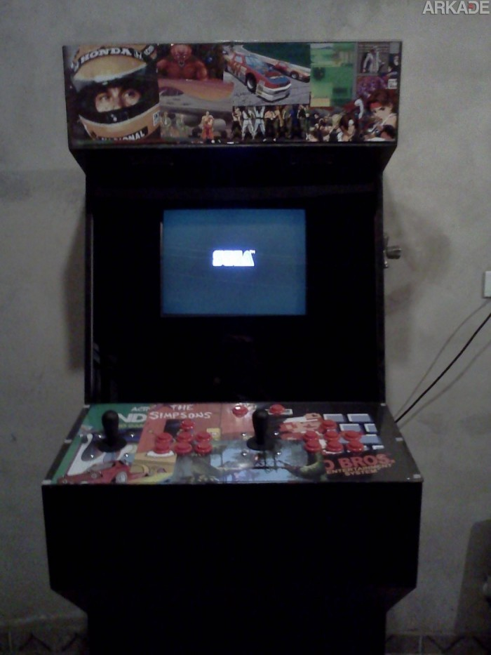 ArkadeCast 2.0 Episódio #08: Fliperamas, histórias de boteco e como montar o seu próprio arcade
