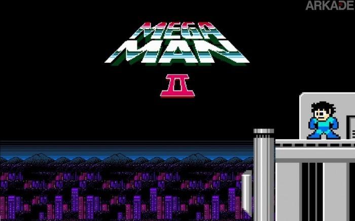 Sound Test Arkade Faixa 7 - Takashi Tateishi / Mega Man 2