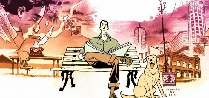 Arkade Comics: Cinco títulos que você deveria estar lendo agora!