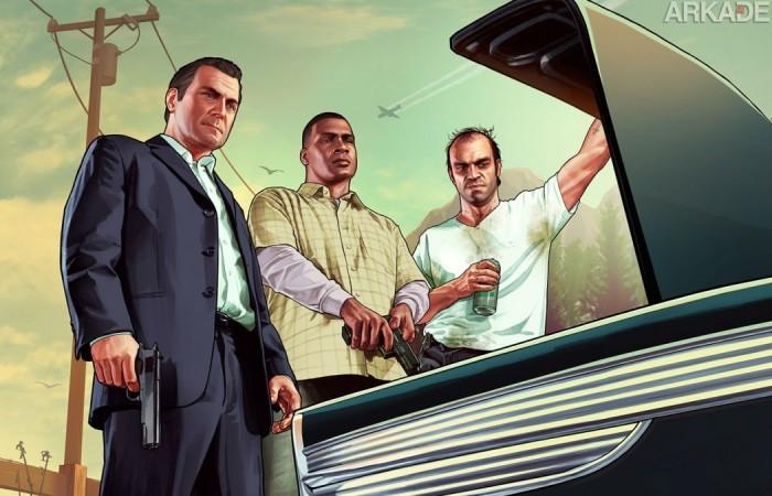BBC anuncia série de TV baseada na produção de Grand Theft Auto
