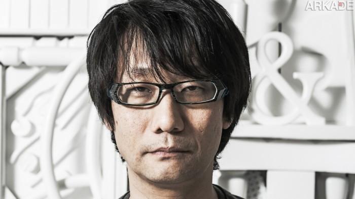 Bomba: Konami remove nome de Hideo Kojima e de sua produtora de MGS V, rumores sugerem que ele está saindo da empresa