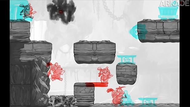 """Ubisoft anuncia Dig Rush, mobile game """"terapêutico"""" para tratar problema de visão"""