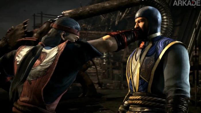 Mortal Kombat X: novos vídeos mostram Liu Kang, Baraka e Onaga ao som de System of a Down!