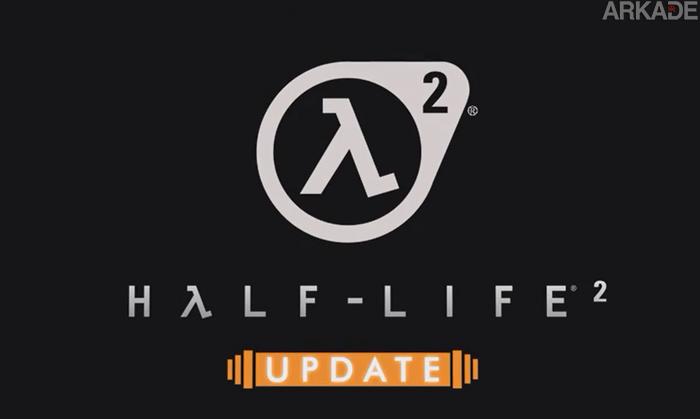 Half-Life 2: Update é um mod que melhora o visual do clássico e já pode ser baixado de graça na Steam