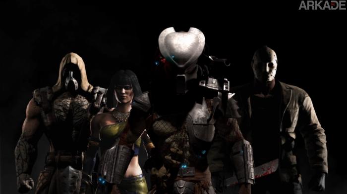 Mortal Kombat X: Tremor e Tanya são confirmados; Liu Kang também aparece na lista