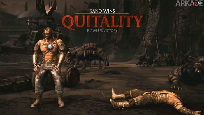 """Mortal Kombat X: Predador confirmado e novo tipo de Fatality para punir quem faz """"rage quit"""""""