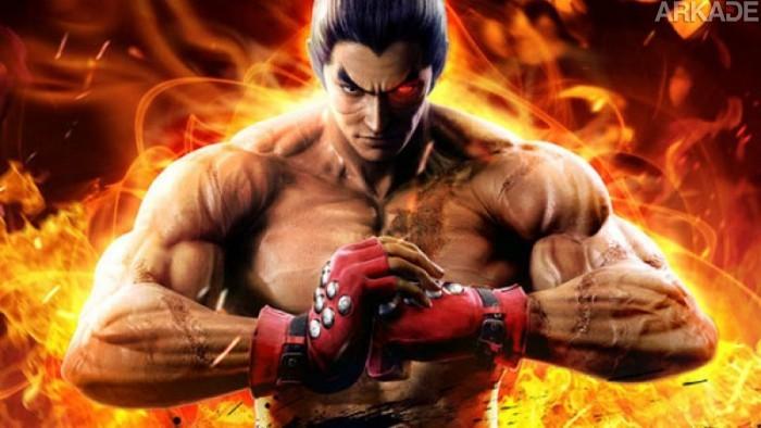 "GDC 2015: ""Sem querer querendo"", Tekken 7 foi confirmado para Playstation 4 e Xbox One"