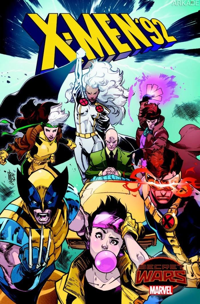 Os X-Men de 1992 estão de volta! Que tal relembrar os jogos baseados no time mais famoso dos quadrinhos?
