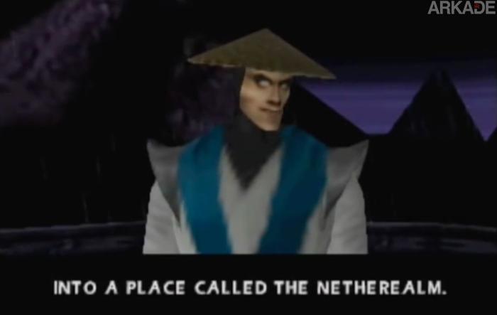 Mortal RetroArkade: O sangue poligonal e uma nova era em Mortal Kombat 4
