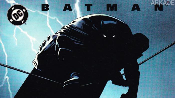 Arkade Comics: DC Comics confirma Dark Knight 3 em 2015