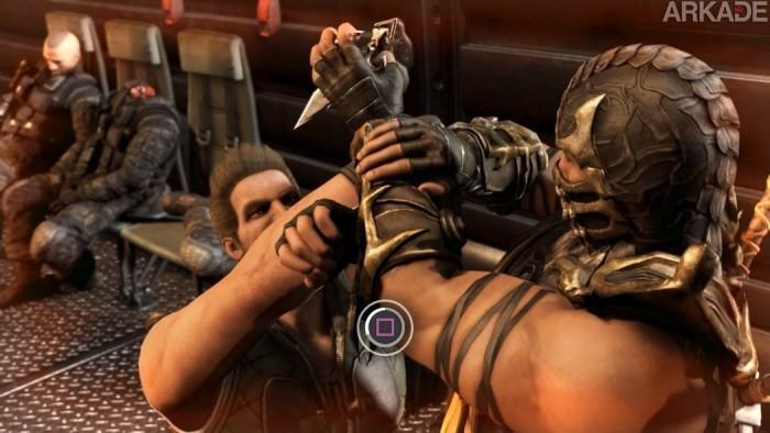 Análise Arkade: Mortal Kombat X é o ápice da pancadaria sangrenta