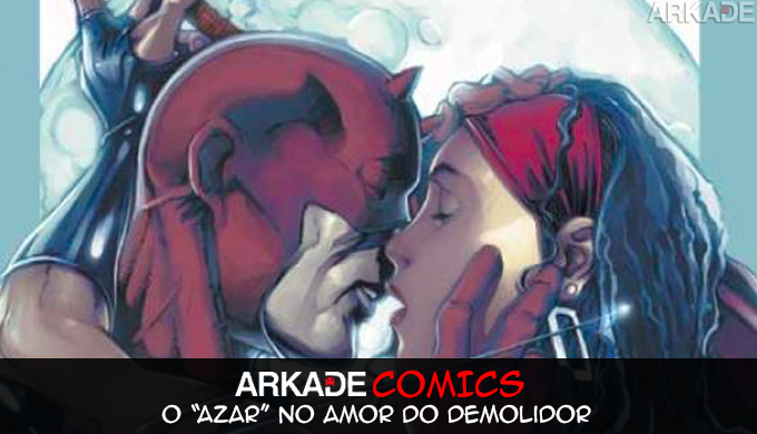 Arkade Comics: O Trágico Destino das Namoradas do Demolidor