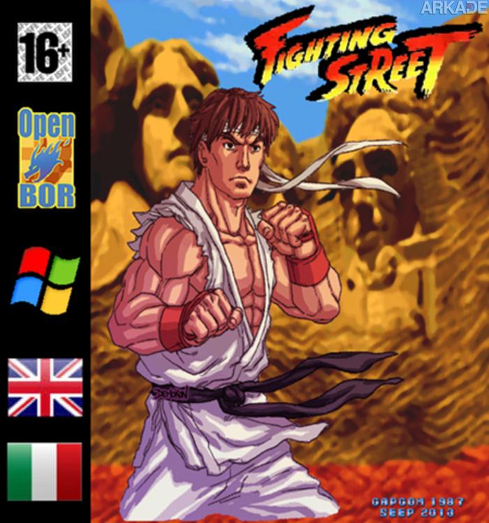 Que tal revisitar jogos de luta clássicos, dessa vez no estilo beat em up?