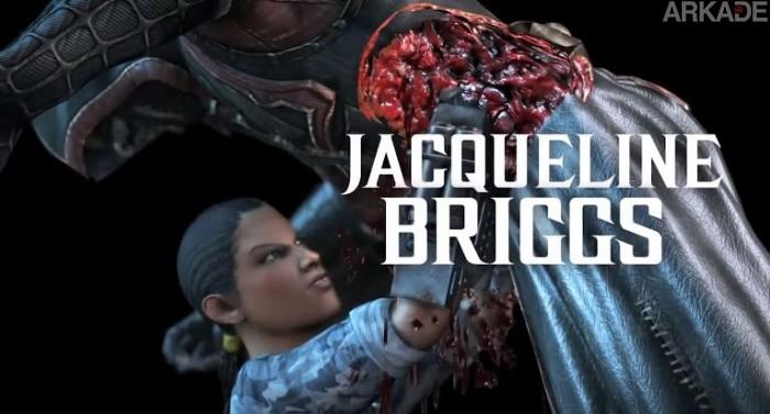 Mortal Kombat X: novo trailer apresenta a filha do Jax