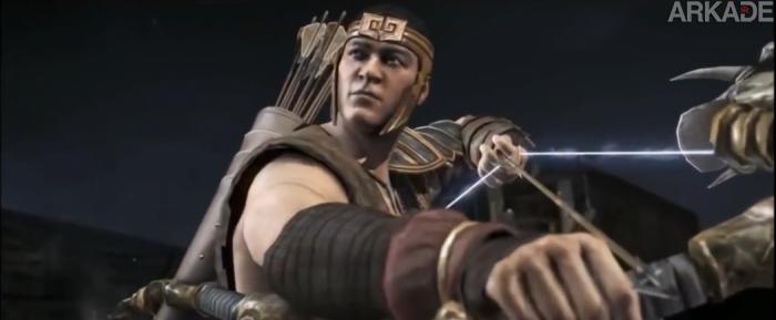 E este é o primeiro personagem gay de Mortal Kombat X