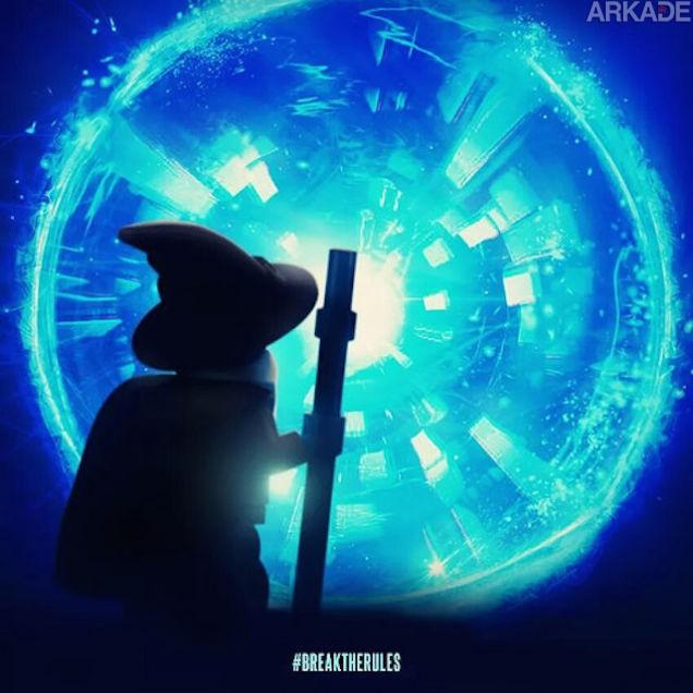 Lego Dimensions: Vem aí o jogo que reúne O Senhor dos Anéis, DC Comics, De Volta para o Futuro e mais!