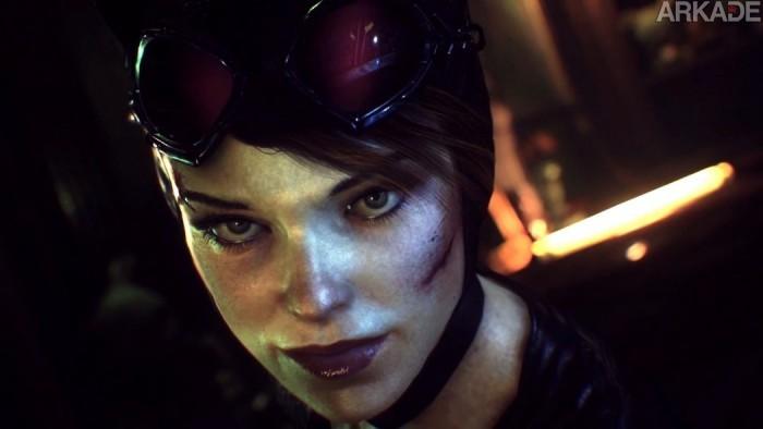 Batman Arkham Knight: novo trailer confirma presença de Mulher-Gato, Robin e Asa Noturna