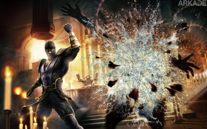 """Não demorou nem uma semana: Já descobriram como usar personagens """"não jogáveis"""" de Mortal Kombat X"""