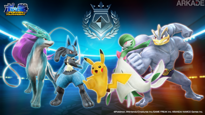 Gengar se junta ao elenco de Pokkén Tournament, jogo de luta que mistura Pokémon e Tekken!