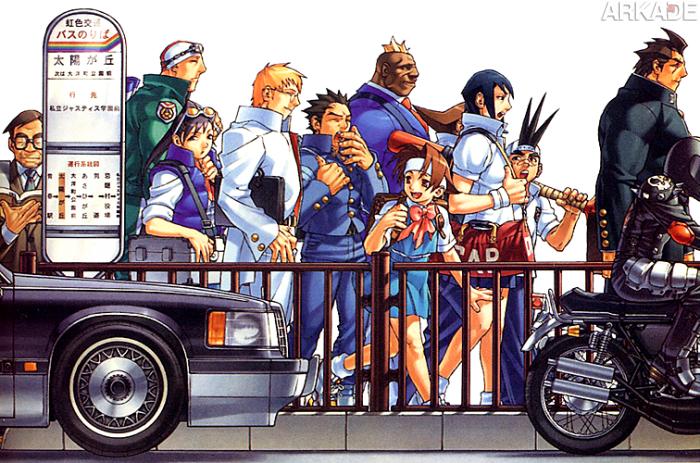 Diretor da Capcom afirma que já tem ideias para um novo Rival Schools