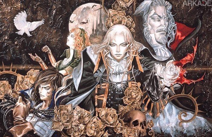 Para sempre PS2: Pegue seu chicote e venha combater Lord Dracula em Castlevania!