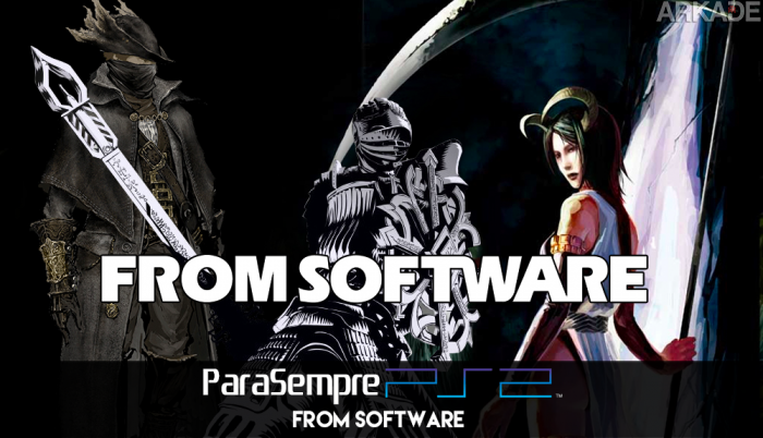 Para sempre PS2: From Software muito antes de Demon's Souls e Bloodborne