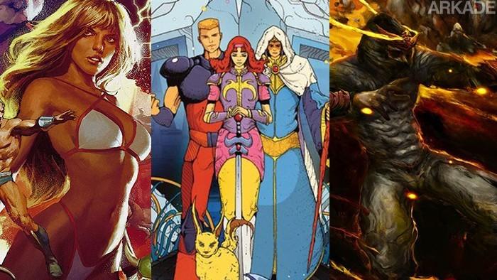 Nostalgia pura: artistas famosos criam ilustrações épicas de clássicos da Sega!