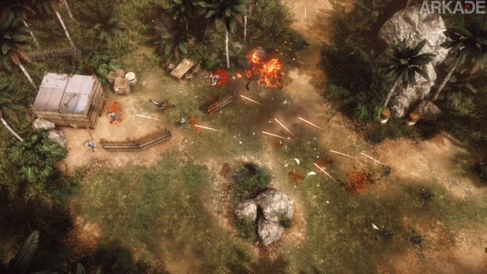 Estúdio brasileiro QUByte anuncia seu jogo de estratégia para PC e consoles: Recruits