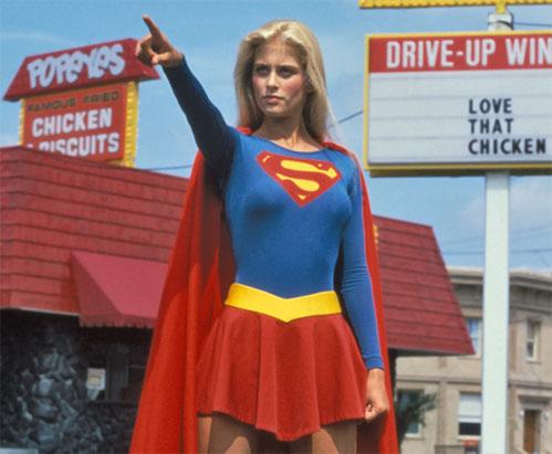 Arkade Comics: Quem é a Supergirl?