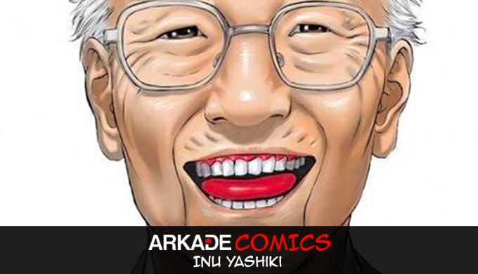 ArkadeComics: Um novo título do autor de Gantz: Inu Yashiki