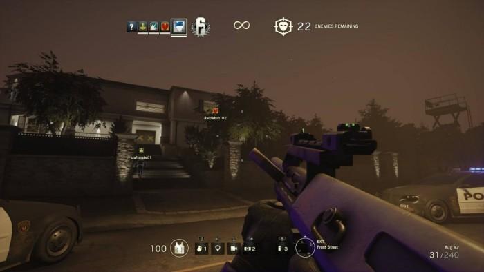 Tom Clancy's Rainbow Six: Siege tem potencial para ser um ótimo e acessível shooter tático