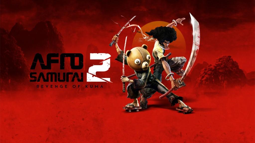 Afro Samurai 2 Chega Em Breve Com Espadas Sangue E Um Guerreiro Com Cabeca De Urso Arkade Arkade