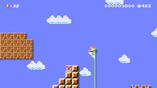 [UPDATE] Veja como fica o personagem de Splatoon versão 8-bit em Super Mario Maker