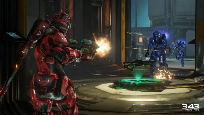 BGS 2015: conversamos com Quinn Del Hoyo sobre o multiplayer de Halo 5 e seu foco nos eSports