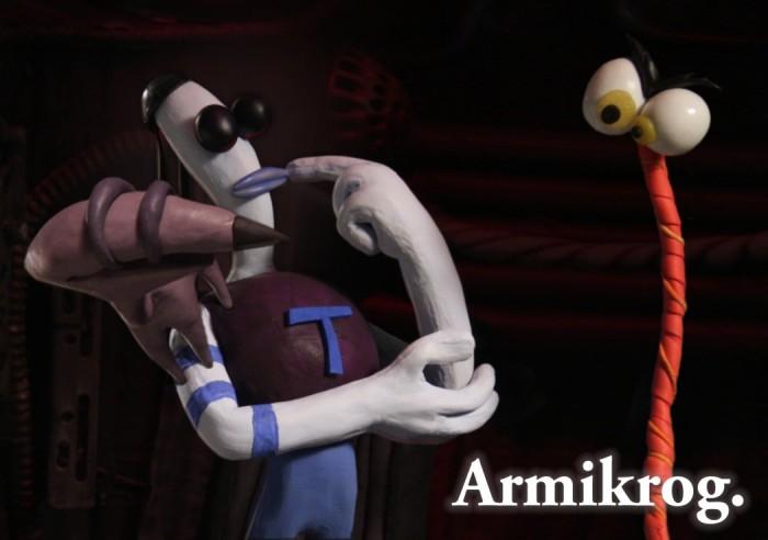 Análise Arkade: Relembrando o passado dos point-and-clicks com bonecos de massinha em Armikrog