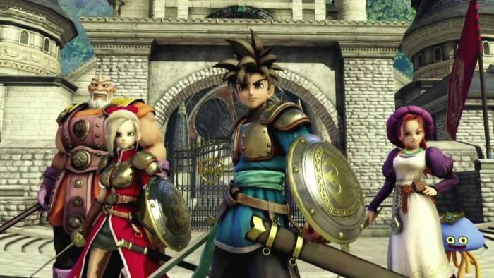 Lançamentos da semana: Dragon Quest Heroes, Minecraft Story Mode, Yoshi's Wooly World e mais