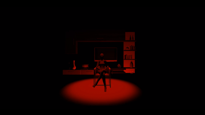 Little Red Lie: um indie game que pretende contemplar a condição humana através das diferenças sociais