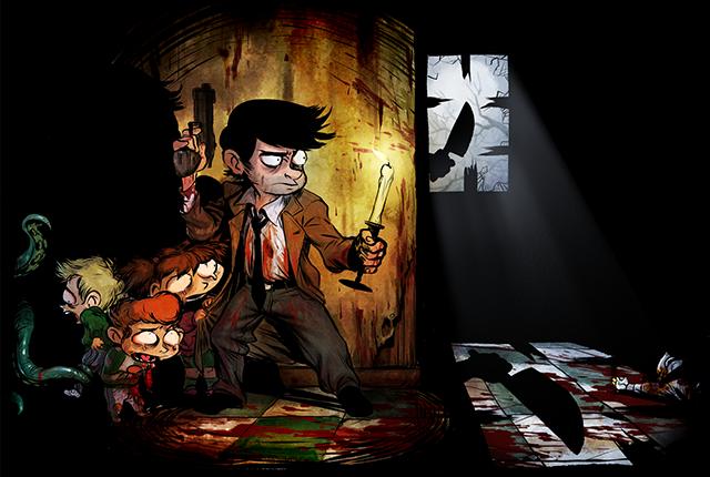 2Dark: um game onde ninguém está a salvo. Nem mesmo crianças …