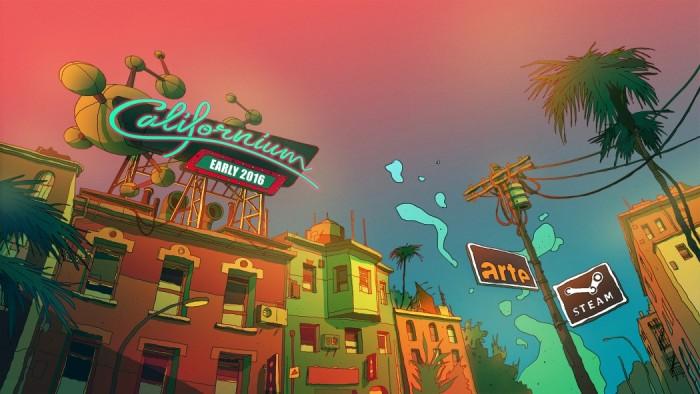A vida e o universo do escritor Philip K. Dick inspirada em Californium