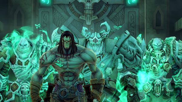 Jogamos Darksiders II: Deathinitive Edition, em sua visita à atual geração