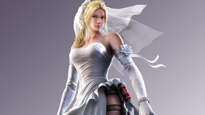 Tekken 7: Nina Williams retorna (de véu e grinalda) em novo trailer do game
