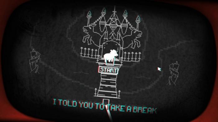 Análise Arkade: a bizarrice intrigante de Pony Island