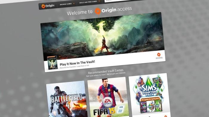 "EA anuncia Origin Access, serviço para PC gamers que queiram ""alugar"" jogos da empresa"