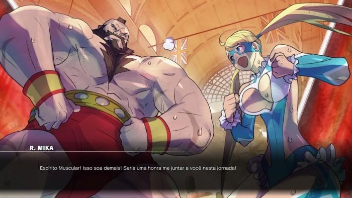 Análise Arkade: Street Fighter V é pancadaria de primeira qualidade