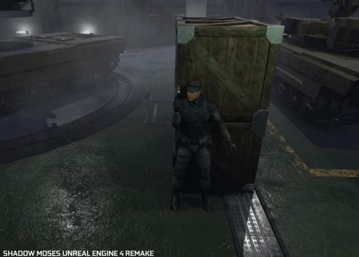 Shadow Moses, o remake fan-made do primeiro Metal Gear Solid foi cancelado sem mais, nem menos!