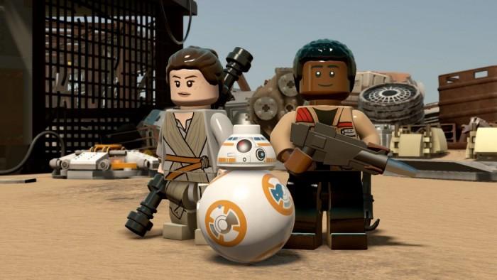 Aqui está o primeiro trailer de gameplay de Lego Star Wars: O Despertar da Força